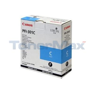 CANON PFI-301C INK CYAN 330ML